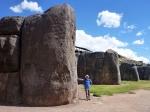 каменные блоки Саксайуаман