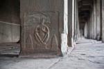 барельеф в Ангкор-Вате
