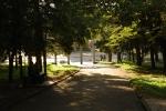 парк Шевченко в Ровно, Украина