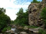 Букинское урочище в Ландшафтном парке Сусловых
