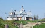 церковь Рождества Пресвятой Марии Богородицы, Криворивня
