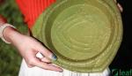 посуда из листьев Leaf Republic