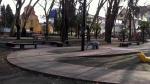 сквер Бестужева в Адлере