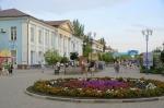 Приморская площадь, Бердянск