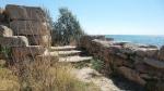руины древнего городища на косе Беляус, Крым