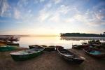 Сенежское озеро в Подмосковье