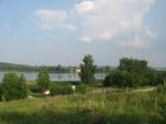 озеро Сенеж в Подмосковье