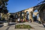 Верхние сады Баракка, Мальта