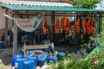 прокат снаряжения на пляже Тонг Танод