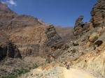 каньон Вади Би, Рас-эль-Хайм, ОАЭ
