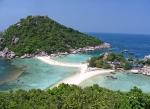 island Nang Yuan, Thailand