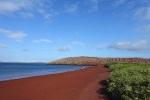 Red Sand Beach, Rabida Island, Galapagos
