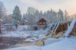 база Петяярви, Ленинградская область