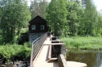 база Петяярви летом