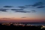 Одесский залив вечером