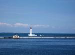 маяк Воронцовский в Одесском заливе