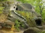 лестница на второй уровень храма, Розгирче