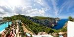 вид с высоты на отель Hacienda Na Xamena