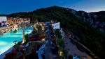 вид на отель Hacienda Na Xamena