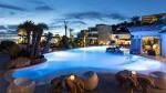 второй открытый бассейн отеля Hacienda Na Xamena