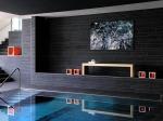 крытый бассейн эко-отеля The Cambrian