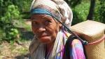 жительница острова Атауро