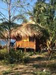 хижина на острове Атауро