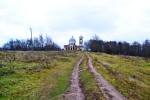 Введенская церковь на Бронницкой горе