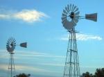Долина ветряных мельниц в Протарасе, Кипр