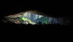 Азасская пещера изнутри