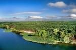 Печенежское водохранилище, Харьковская область, Украина