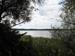 Печенежское водохранилище, левый берег, у дамбы