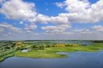 Печенежское водохранилище, Чугуевский район, Харьковская область