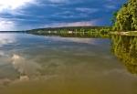 Печенежское водохранилище, Харьковская область