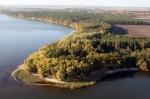Печенежское водохранилище в Харьковской области