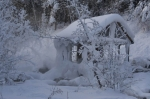 горячий источник Дзелинда на Байкале