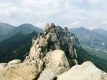 гора Сораксан, Южная Корея