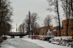 мост на реке Пряжка, Санкт-Петербург