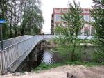 мост на реке Пряжка