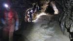 пещерный снег в Оптимистической пещере