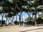 парк Савелло в Риме
