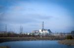 Пруд-охладитель, ЧАЭС, Украина