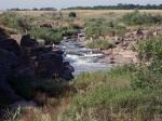 Токовские водопады в Днепровской области, Украина