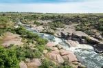 Токовские водопады в Днепровской области