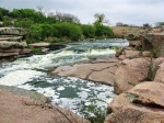 Шолоховские водопады в Днепровской области