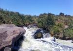 Калнышевские водопады в Украине
