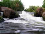 Шолоховские водопады, Днепровская область, Украина