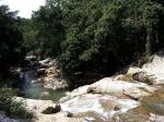 водопад Хин Лад, вид сверху