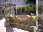 монастырь кларисок Санта-Кьяра в Неаполе