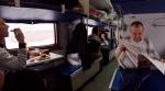 путешествие в поезде